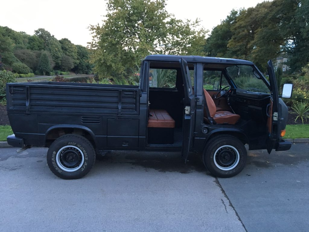 VW T25 Pick Up Truck_YarwoodLeather_CambridgeTan2