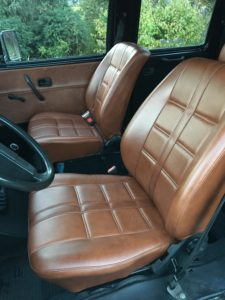 VW T25 Pick Up Truck_YarwoodLeather_CambridgeTan3