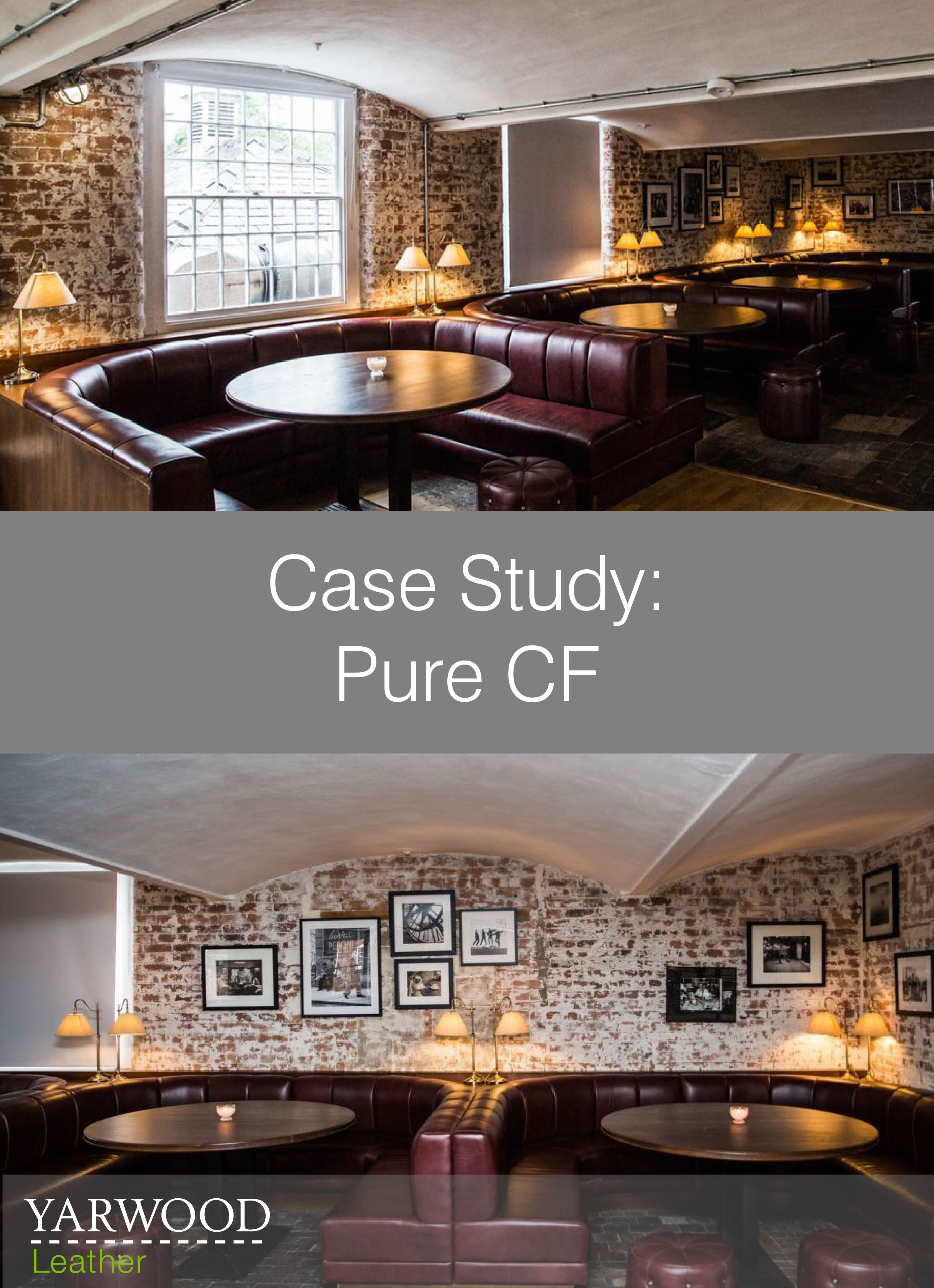 Read how our Mustang Claret was used in this Grade I listed wedding venue