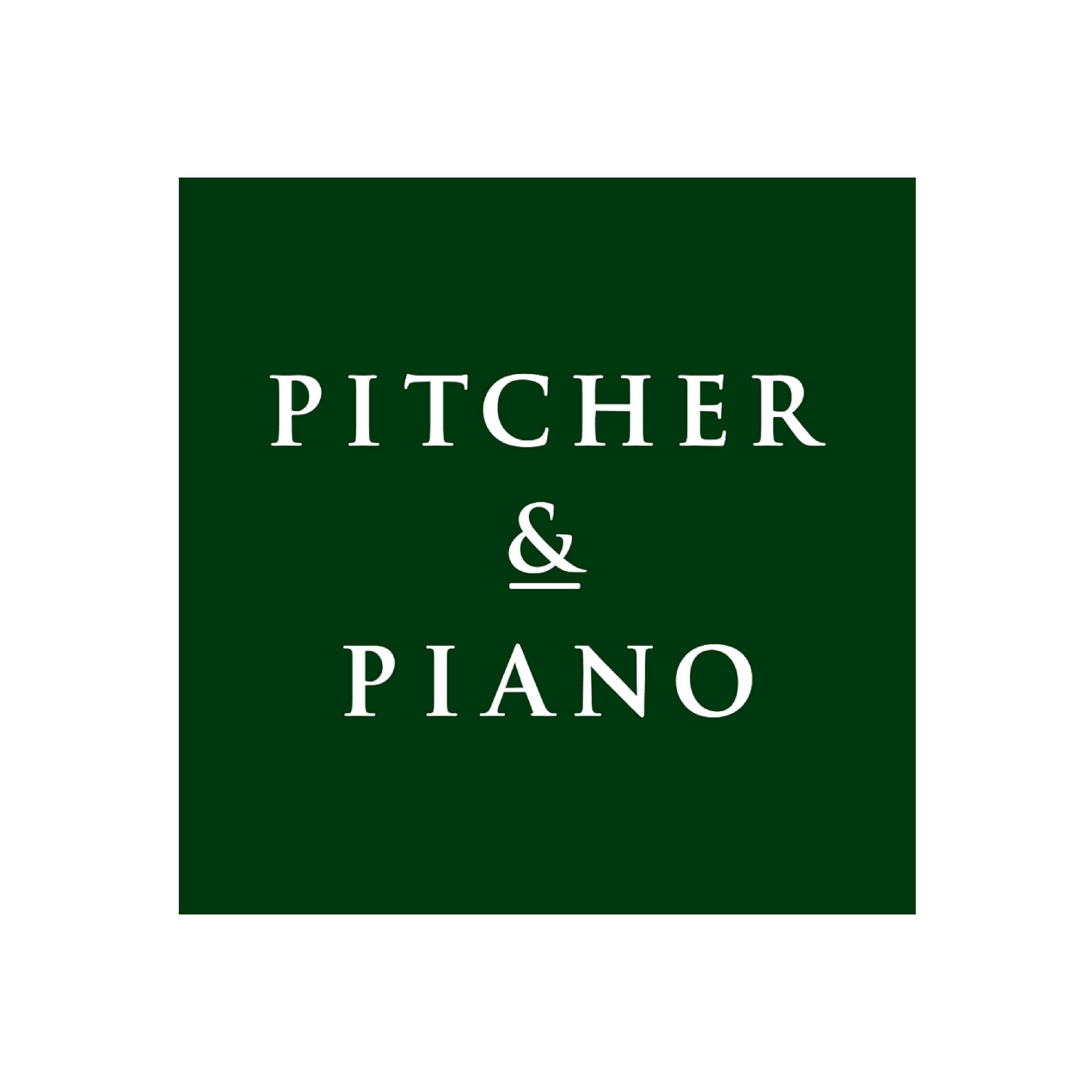 Pitcher & Piano